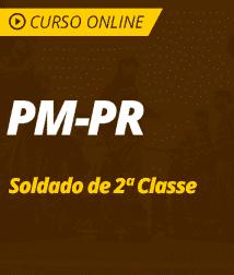 Curso PM-PR - Soldado de 2ª Classe