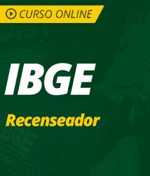 Curso IBGE - Recenseador
