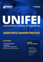 Apostila UNIFEI 2019 - Assistente Administrativo