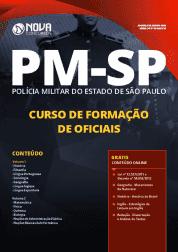 Download Apostila PM-SP CFO 2019 - Curso de Formação de Oficiais