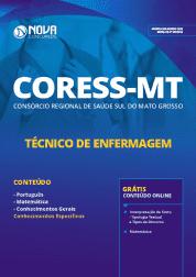 Apostila CORESS-MT 2019 - Técnico de Enfermagem