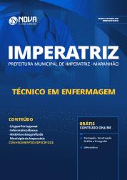 Apostila Prefeitura de Imperatriz - MA 2019 - Técnico em Enfermagem
