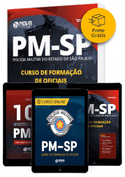 Kit Aprovação PM-SP CFO 2019 - Curso de Formação de Oficiais