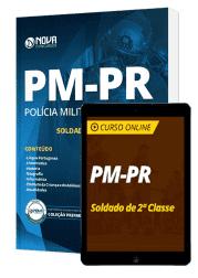 Combo PM-PR 2019 - Soldado 2ª Classe