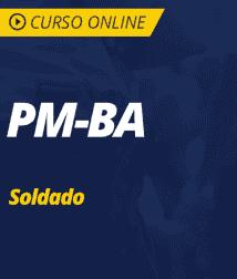 Curso Português para PM-BA - Soldado