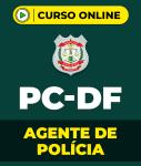 Curso PCDF - Agente de Polícia