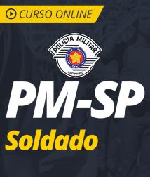 Português para PM-SP - Soldado de 2ª Classe