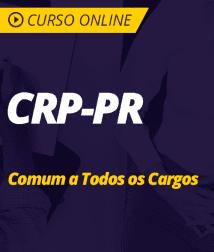 Conhecimentos Básicos para CRP-PR - Comum a Todos os Cargos