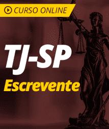 Pacote Completo TJ-SP - Escrevente