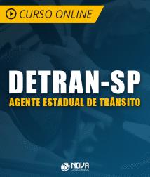 Conhecimentos Específicos para Detran-SP - Agente Estadual de Trânsito