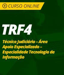 Conhecimentos Gerais para TRF4 - Técnico Judiciário - Área Apoio Especializado - Especialidade Tecnologia da Informação