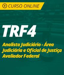 Direito Penal para TRF4 - Analista Judiciário - Área Judiciária - sem Especialidade e Oficial de Justiça Avaliador Federal