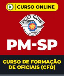 História para PM-SP - Curso de Formação de Oficiais (CFO)
