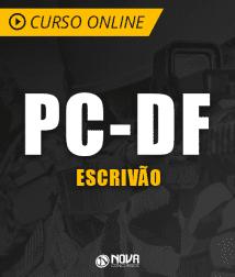 Português para PC-DF - Escrivão