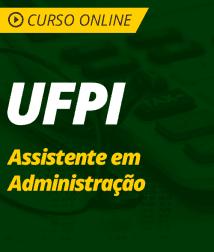 Conhecimentos Gerais para UFPI - Assistente em Administração