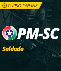 Noções de Direito Processual Penal para PM-SC - Soldado