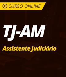 Português para TJ-AM - Assistente Judiciário