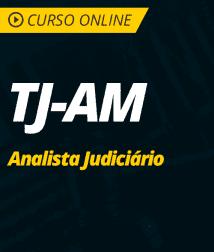 Português para TJ-AM - Analista Judiciário