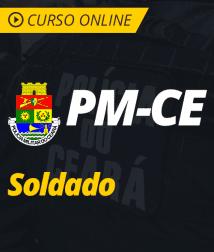 Pacote Completo PM-CE - Soldado