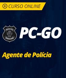Pacote Completo PC-GO - Agente de Polícia