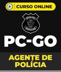 Curso Agente de Polícia PC-GO