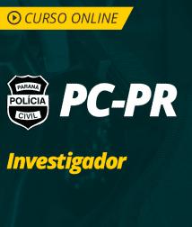Pacote Completo PC-PR - Investigador