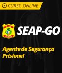 Pacote Completo SEAP-GO - Agente de Segurança Prisional