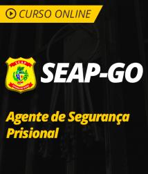 Lei de Execução Penal para SEAP-GO - Agente de Segurança Prisional