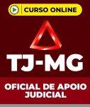 Curso Oficial de Apoio Judicial TJ-MG