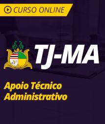 Português para TJ-MA - Apoio Técnico Administrativo