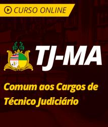 Português para TJ-MA - Comum aos Cargos de Técnico Judiciário