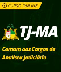Português para TJ-MA - Comum aos Cargos de Analista Judiciário