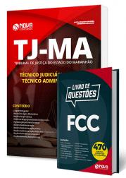 Combo TJ-MA 2019 - Técnico Judiciário - Apoio Técnico Administrativo