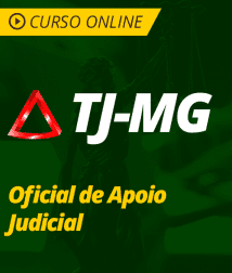 Código de Processo Penal para TJ-MG - Oficial de Apoio Judicial