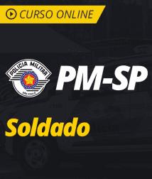 Pacote Completo PM-SP Soldado