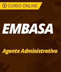 Matemática para EMBASA - Agente Administrativo