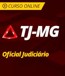 Português para TJ-MG - Oficial Judiciário