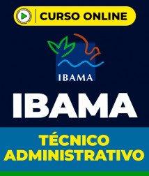 Curso Técnico Administrativo IBAMA
