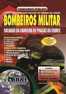 Soldado da Carreira de Praças do Corpo de Bombeiros Militar (Curso de Formação de Soldados)