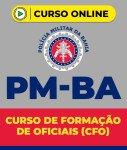Curso CFO PM-BA