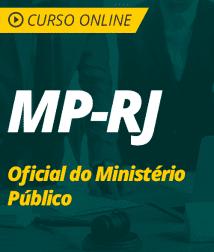 Português para MP-RJ - Oficial do Ministério Público