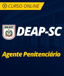 Raciocínio Lógico para DEAP-SC - Agente Penitenciário