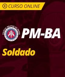 Direito Penal para PM-BA - Soldado
