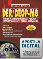 Gestor de Transporte e  Fiscal de Transporte e Obras Rodoviários