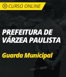 Português para Prefeitura de Várzea Paulista - Guarda Municipal