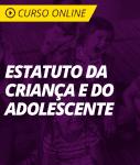 Curso do Estatuto da Criança e do Adolescente