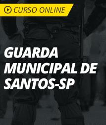 Noções de Direito Processual Penal para Guarda Municipal de Santos - SP