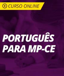 Português para MP-CE