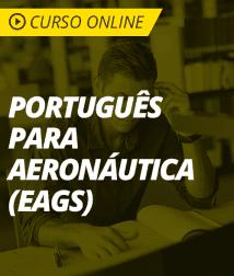 Português para Aeronáutica EAGS