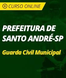 Português para Prefeitura de Santo André - SP - Guarda Civil Municipal